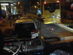 Ab mit dem Bus nach Los Christianos