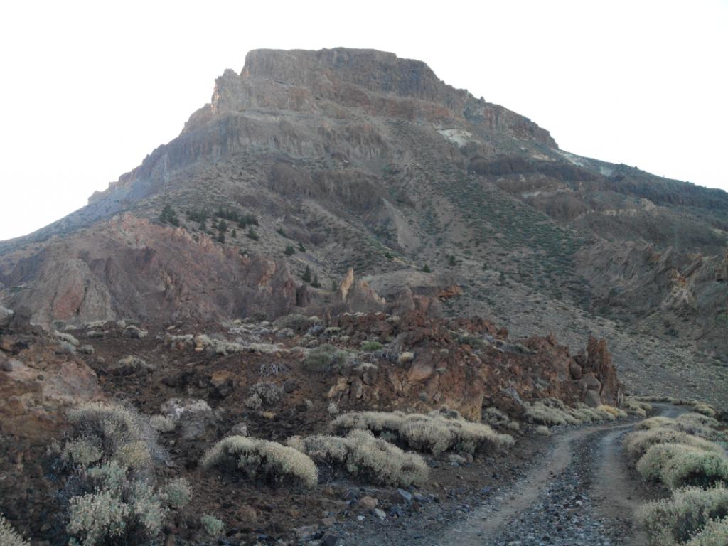 Gleich geschafft ... die ersten 47 Kilometer sind im Sack und fast 2500 Höhenmeter auch.