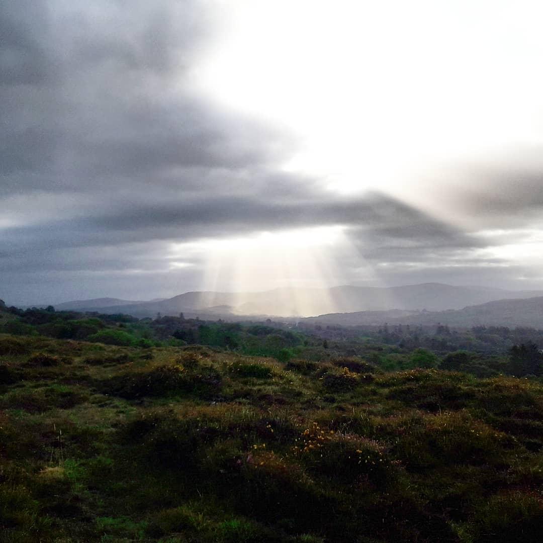 Sonnenaufgang auf irisch @kerrywayultra