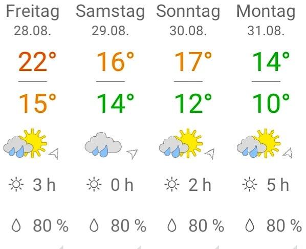 UTMB Wetter am Wochenende ... Die Älteren werden sich erinnern. 2014 Dauerregen 2015 Hitze 2016 wolkenbruchartige Regenfälle 2017 Schnee und Hagel bei -7° in Nacht 1 ... Kann man das wollen? Yes, we can. ... 2020 kein UTMB dafür UTMB VIRTUAL oder eben HUTMB - HIKING TOUR MONT BLANC. ... 2021 ich werde berichten. ....